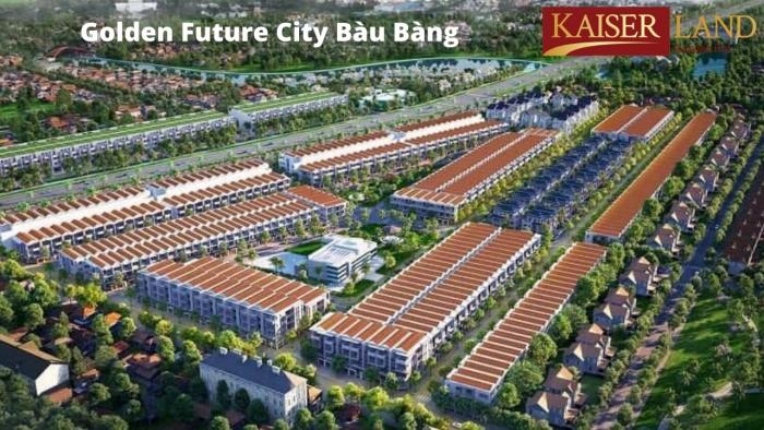 Golden Future City Bàu Bàng