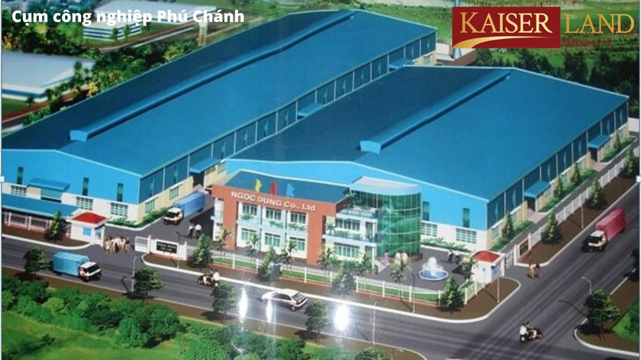 Cụm công nghiệp Phú Chánh