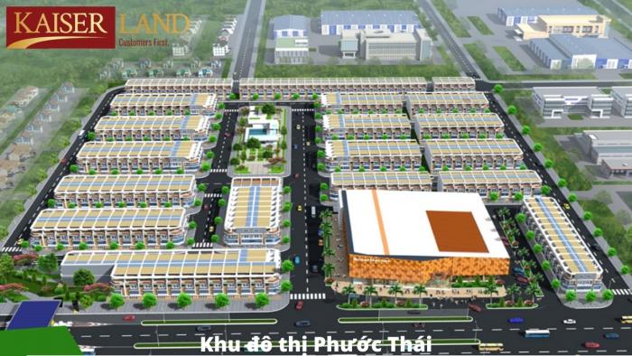 Khu đô thị Phước Thái